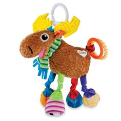 Product Image for Lamaze® Mortimer The Moose Plush Toy 1 out of 2