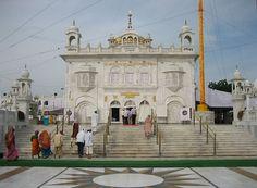 Takht Shri Hazoor Sahib Gurdwara in Nanded