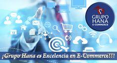 GRUPO HANA representa la Excelencia del E-Commerce