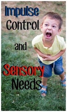 Does your child suffer with impulse control? Learn all about impulse control in sensory seekers! Find out ways to help your child with SPD control their anger and their fight or flight response. Try these helpful tips with your child today! Sensory Disorder, Sensory Processing Disorder Toddler, Impulse Control, Kids Fever, Sensory Diet, Sensory Play, Autism Sensory Activities, Sensory Therapy, Sensory Rooms