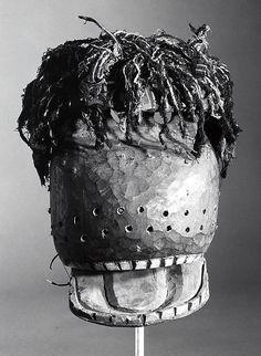 Mask (Kagle) | Dan peoples | The Met