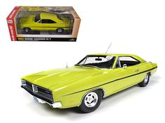 "1969 Dodge Charger R/T ""Dirty Mary Crazy Larry"" Movie Limited to 2000pc 1/18 Diecast Car Model by Autoworld - Brand new 1:18 scale diecast car model of 1969 Dodge Charger R/T ""Dirty Mary Crazy Larry"" Movie die cast car by Autoworld. Limited to 2000pc Worldwide. Brand new box. Rubber tires. Rotating Driveshaft. Working Suspension. Has steerable wheels. Highly Detailed Engine. Screen-Accurate Details. Detailed interior, exterior. Accurate Interior & Chassis. Heavyweight Die-Cast Metal. Has…"
