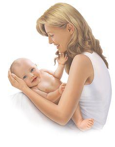 #bebek ve annesi