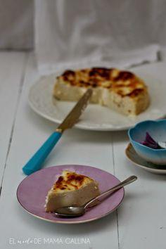 Tarta de queso (Cheesecake)