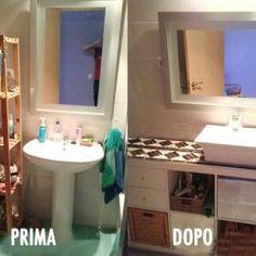 EXPEDIT sink cabinet | Ikea hackers, Sinks and Ikea hack