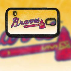 Atlanta Braves Design on Samsung Galaxy S5 & by EastCoastDyeSub