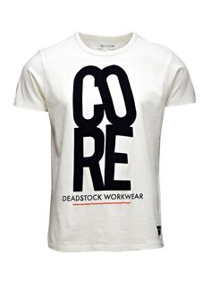 ACE TEE S/S 4-5-6 13 CORE Cool Graphic Tees, Cool Tees, Cool T Shirts, Tee Shirts, Independent Clothing, Best T Shirt Designs, Casual Wear For Men, Men's Wardrobe, Modern Outfits