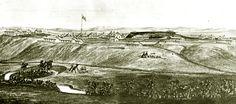 Fort Fetterman, 1870
