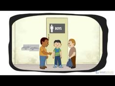 Signs your child is being bullied.   This video teaches parents what to look for so that they can step in, talk to teachers, and teach their child how to respond to bullies. #bullying