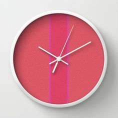 Re-Created Interference ONE No. 3  #Wall #Clock by #Robert #S. #Lee - $30.00