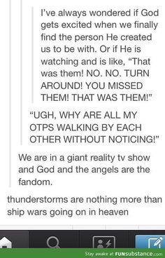 God's OTPs