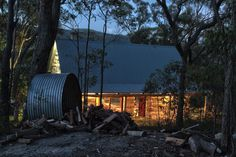 dusk dream cabin