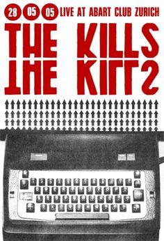 The Kills - Abart Club - Zurich - 2005