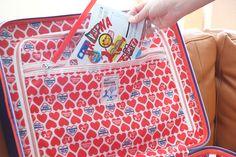 """""""HAPPY HALEIWA""""のスーツケース! HALEIWAワールドがいっぱい詰まったキュートなキャリーバッグ!"""