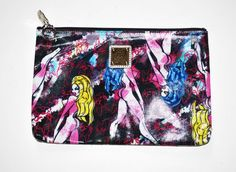PATRICIA FIELD Art Is Fashion MARTINE Envelope Bag Clutch POP Divine MEMBERS16 #PatriciaField #Envelope