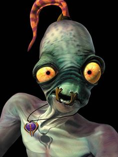 This had better be real, don't toy with my affections! Just Add Water has unveiled new details on their upcoming Oddworld remake.