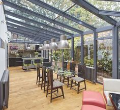 Pergola For Small Patio Product Pergola With Roof, Pergola Shade, Patio Roof, Backyard Patio, Pergola Kits, Lean To Conservatory, Conservatory Kitchen, House Extension Design, Glass Extension
