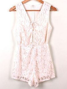 SHARE & Get it FREE | Sleeveless Lace PlaysuitFor Fashion Lovers only:80,000+ Items • New Arrivals Daily Join Zaful: Get YOUR $50 NOW!
