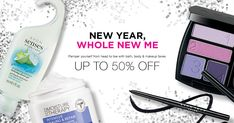 Shop your favorite products up to 50% off during our Bath, Body and Beauty sale happening now! #avonrep #newyear http://production.socialmediacenter.avonsocialtools.com/share?m=165&p=d02e4b1c4ab79377b20b8952dc280434&s=rep&srct=share&srci=7783&utm_content=bufferc3c8f&utm_medium=social&utm_source=pinterest.com&utm_campaign=buffer