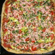 Hawaiian Pizza, Vegetable Pizza, Quiche, Vegetables, Food, Lasagne, Quiches, Veggie Food, Vegetable Recipes