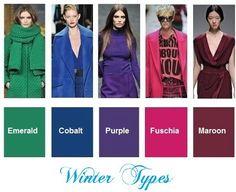 Winter Types