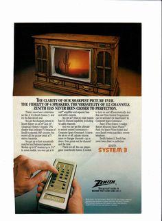 television website Vintage