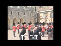 Further proof that the Brits are cooler than us: The Queen's Guard - playing the 'Doctor Who' theme music. Next up should be the Sherlock theme song; Dr Who, Queens Guard, British Things, Elisabeth Ii, Don't Blink, Windsor Castle, Torchwood, Thats The Way, David Tennant