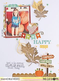 Happy Fall by MichelleWedertz at @studio_calico