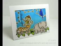 Zed Squared Crafts | From basic to bedazzled – Quirky cards for every occasion