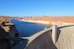 Les Gommettes de Melo: barrage de Lake Powell