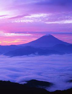 Yamanashi prefecture  Japan: