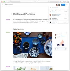 Dropbox is going head-to-head against a very popular web app, Google Docs. Dropbox Paper is a collaborative document editing platform in your browser. It lets..
