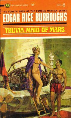 Thuvia, Maid of Mars (1969), Edgar Rice Burroughs