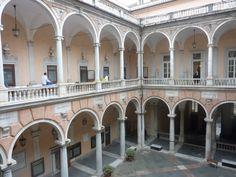 P. Tursi - Via Garibaldi 9 - Gênes