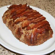 Momma's Mmm-Mmm-Magnificent Meatloaf Recipe on Yummly