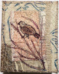 Bird Tree IV by Anne Kelly