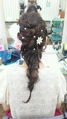 プリンセスヘアー! | 松戸・新松戸の美容室 hair space COCO 松戸店のヘアスタイル | Rasysa(らしさ)
