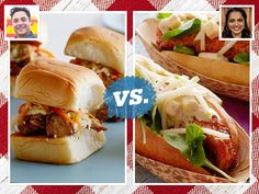 Vote for your favorite recipe in the #FoodNeworkStar vs. #Chopped Summer Showdown 4th of July double-header. #GrillingCentral