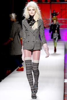 Jean Paul Gaultier Fall 2010 Ready-to-Wear - Collection - Gallery - Style.com