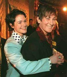 KD Lang & Leisha Hailey...whaaaat?