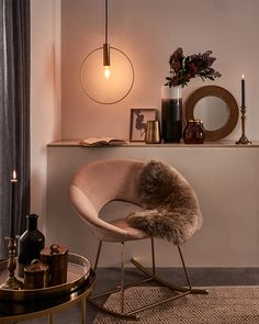 Schaukelstuhl, hellbeige A velvety rocking chair, dimmed light and a few candles make our Cozy Corner perfect. That is yours for cozy hours … Living Furniture, Living Room Sofa, Living Spaces, Home Design, Cosy Corner, Hygge Home, Dim Lighting, Inexpensive Furniture, Light Beige