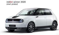 HONDA E Menjadi Desain Terbaik Versi RED DOT AWARD Red Dots, Honda, Two By Two, Vehicles, Car, Concept, Automobile, Autos, Cars
