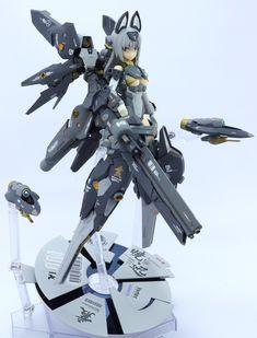 Azure Striker Gunvolt, Doctor Halloween Costume, Sky Man, Woman Mechanic, Sf Movies, Frame Arms Girl, Robot Girl, Robot Concept Art, Custom Gundam