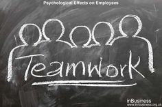 Psychological Effects on Employees