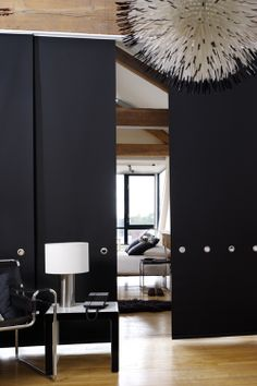 Inspired Window Coverings offer a range of Panel Glides and Blinds that will transform any room into sophisticated luxury. Modern Window Treatments, Sliding Door Window Treatments, Window Coverings, Sliding Doors, Room Divider Curtain, Panel Room Divider, Room Dividers, House Blinds, Blinds For Windows