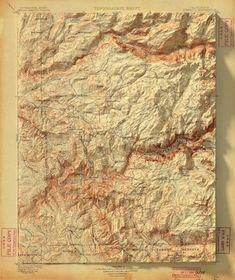 Amazing 3D Maps by Scott Reinhard