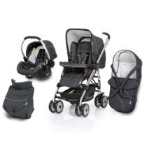 Hauck Eagle Trio All in One Travel System,PushChair,Pram,Carry Cot,Car Maclaren Pushchair, Prams And Pushchairs, Baby Prams, Mamas And Papas, Travel System, Baby Accessories, Baby Wearing, Carry On
