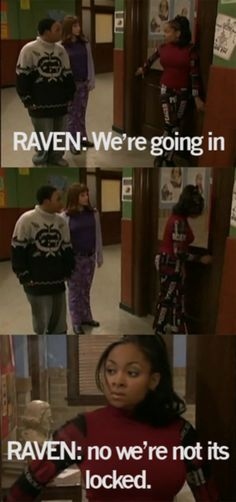 i loved thats so raven and her crazy ass outfits