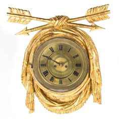 Austrian clock - From The Oprah Winfrey Collections for sale at auction. The auction will be conducted on April 25 in Leslie Hindman Auctioneers' Chicago saleroom. Selling Antique Furniture, Unusual Clocks, Antique Clocks, Water Tower, Life Is Good, Chicago, Auction, Oprah Winfrey, Things To Sell