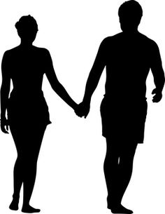 Man And Woman Silhouette, Couple Silhouette, Free Silhouette, Shadow Drawing, Indian Wedding Couple Photography, Hindu Statues, Abstract Embroidery, Painting Templates, Black Shadow